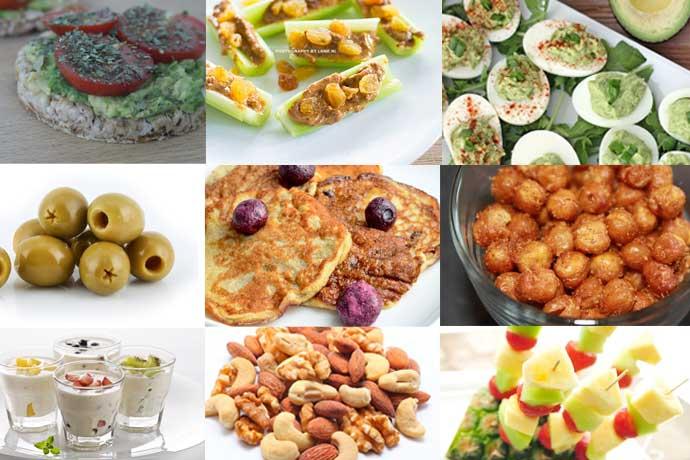 10 Gezonde Snacks Eten En Bewegen In Balans